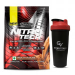 MuscleTech Nitrotech Performance Series-10Lbs-Milk Chocolate
