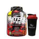 Muscletech Nitrotech Performance Series - Milk Chocolate - 4Lbs