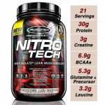 Muscletech Nitrotech Performance Series - Cookies&Cream - 2Lbs