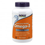 Now Foods Molecularly Distilled Omega-3 - 200 Sofgels
