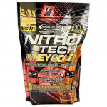 Muscletech Nitrotech 100% Whey Gold - Double Rich Chocolate - 1.00Lbs - 454g