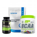 Myprotein Impact Whey Protein with ON Creatine and MP BCAA Combo