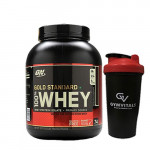 Optimum Nutrition Gold Standard 100% Whey - Double Rich Chocolate - 5Lbs