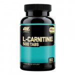 Optimum Nutrition L-Carnitine - 60 Tablets - 500g
