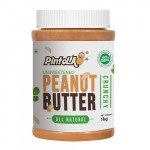Pintola Peanut Butter - All Natural - Crunchy - 1kg