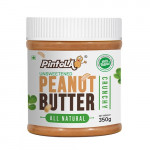 Pintola Peanut Butter - All Natural - Crunchy - 350g
