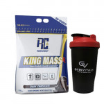 RC Ronnie Coleman Signature Series King Mass Dark Chocolate - 15 Lbs