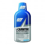 GAT Sport Liquid Carnitine - Blue Raspberry - 473ml - 32 Servings