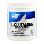 GAT L-Glutamine - 60 Servings