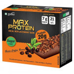 RiteBite Max Protein - Green Coffee Beans - 420g - Pack of 6
