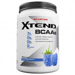 Scivation Xtend BCAA - Blue Raspberry - 90 Servings