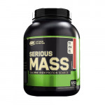 Optimum Nutrition Serious Mass - Strawberry - 6Lbs