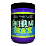 Gaspari Nutrition Super Pump Pre-Workout - Sour Apple Candy - 640g