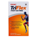 GNC Triflex - Fast Acting - Joint Support - 120 Tablets