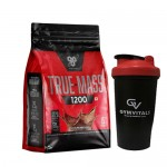 BSN 1200 True Mass - 4708 g - Chocolate Milkshake