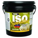 Ultimate Nutrition ISO sensation 93 - Vanilla Bean - 5Lbs