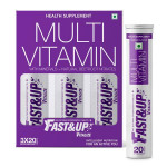 Fast&Up Vitalize - Multivitamin - 60 Tablet