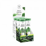 Wellbeing Nutrition Daily Greens with Organic Plant Superfood, Wholefood Multivitamin (15 Tablets) (Pack of 6)